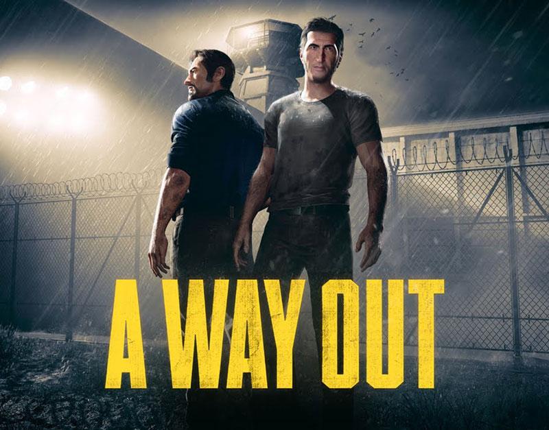 A Way Out (Xbox One), The Games Pub, thegamespub.com
