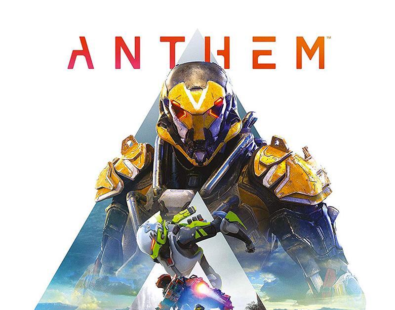 Anthem (Xbox One), The Games Pub, thegamespub.com