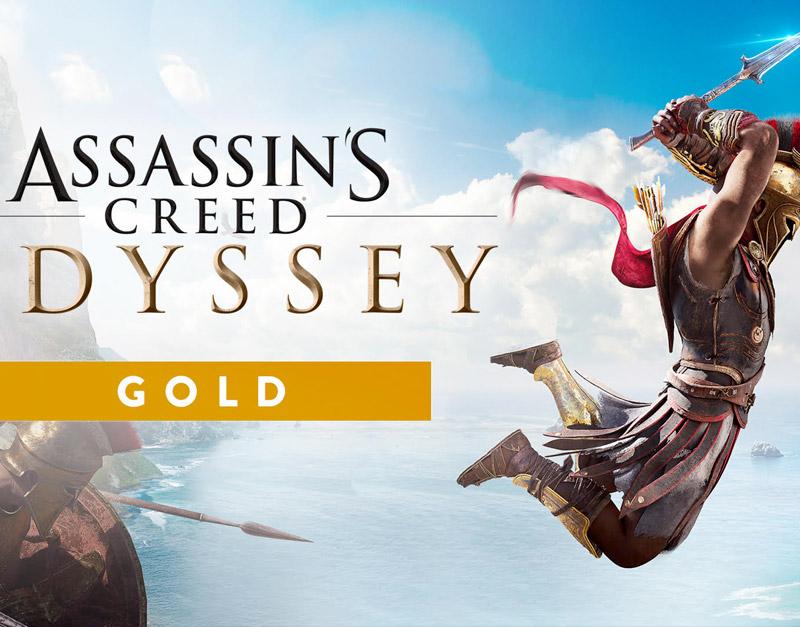 Assassin's Creed Odyssey - Gold Edition (Xbox One), The Games Pub, thegamespub.com