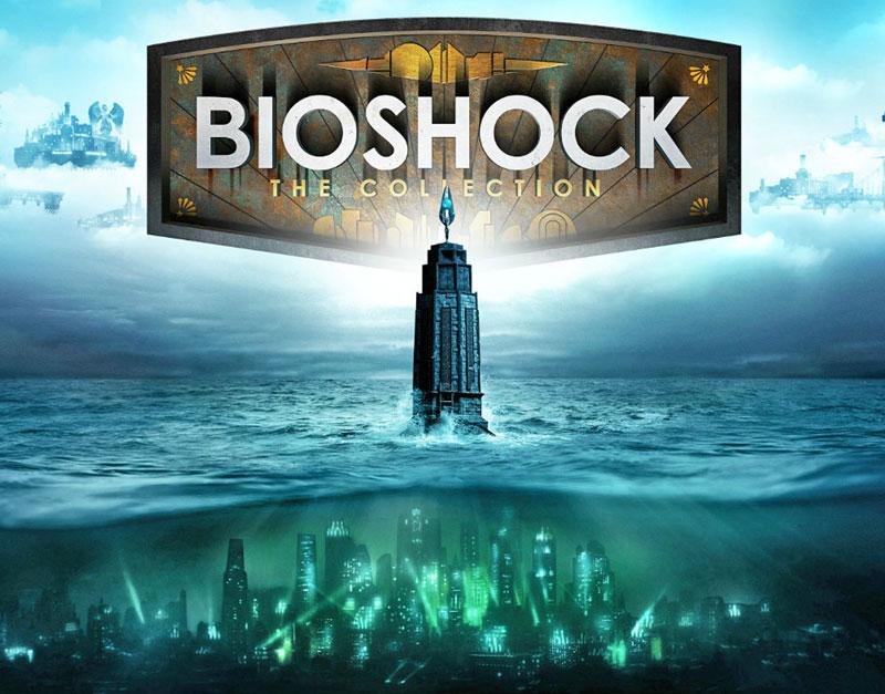 BioShock: The Collection (Xbox One), The Games Pub, thegamespub.com