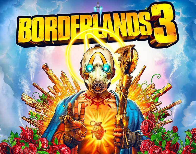 Borderlands 3 (Xbox One), The Games Pub, thegamespub.com