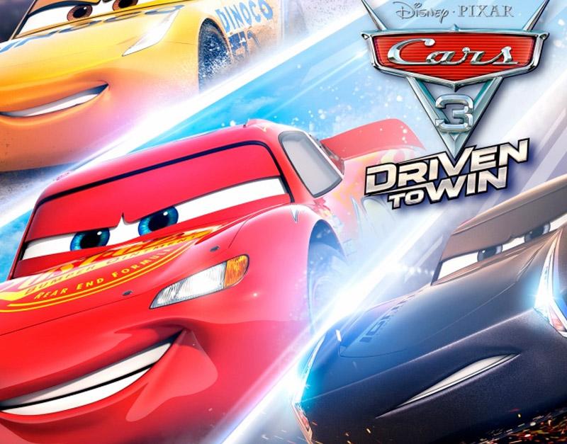 Cars 3: Driven to Win (Xbox One), The Games Pub, thegamespub.com