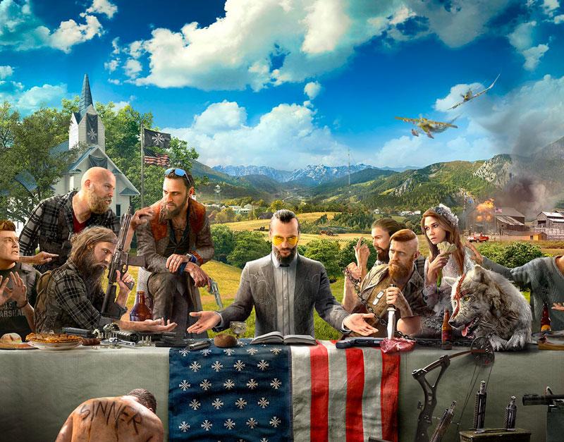 Far Cry 5 - Gold Edition (Xbox One), The Games Pub, thegamespub.com