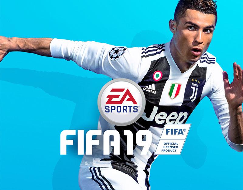 FIFA 19 (Xbox One), The Games Pub, thegamespub.com