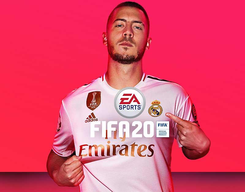 FIFA 20 (Xbox One), The Games Pub, thegamespub.com