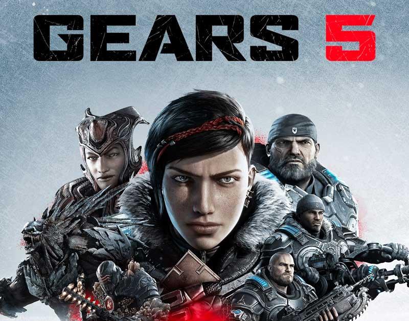 Gears 5 (Xbox One), The Games Pub, thegamespub.com