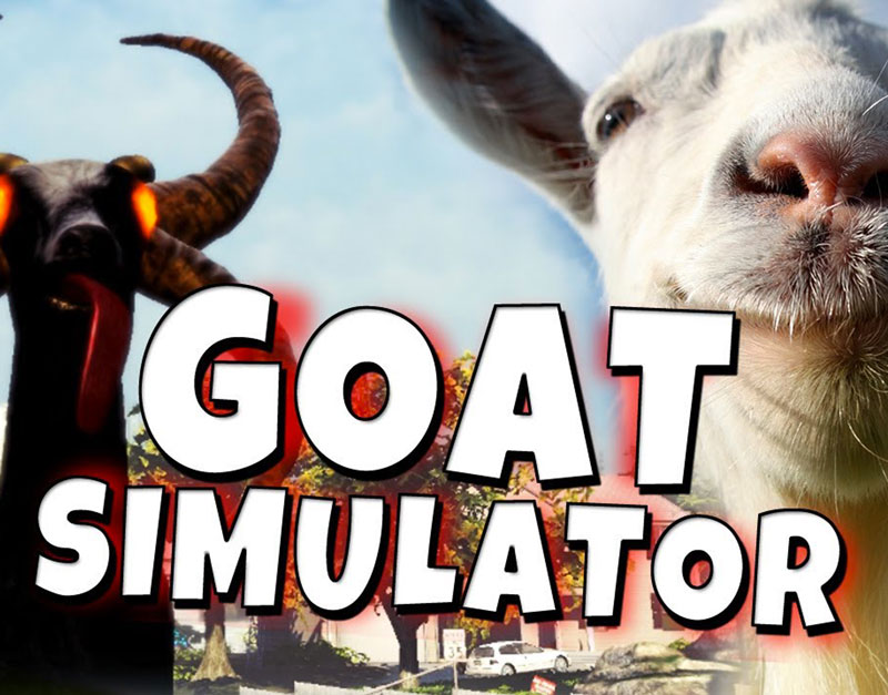 Goat Simulator (Xbox One), The Games Pub, thegamespub.com
