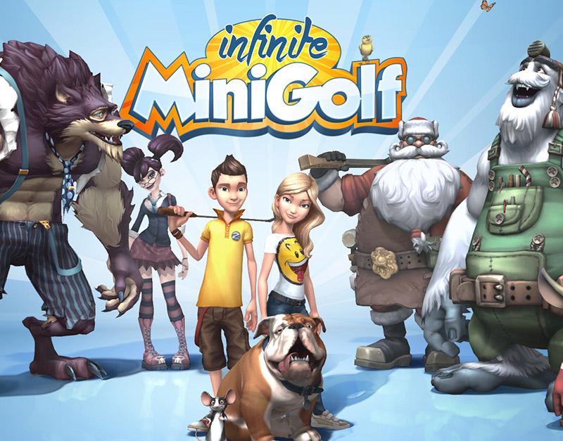 Infinite Minigolf (Xbox One), The Games Pub, thegamespub.com
