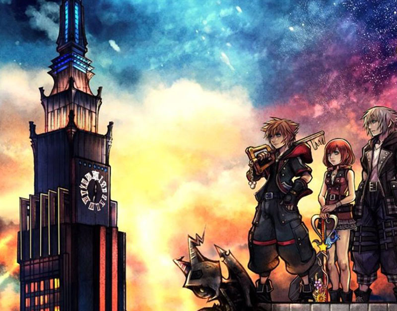 Kingdom Hearts 3 (Xbox One), The Games Pub, thegamespub.com
