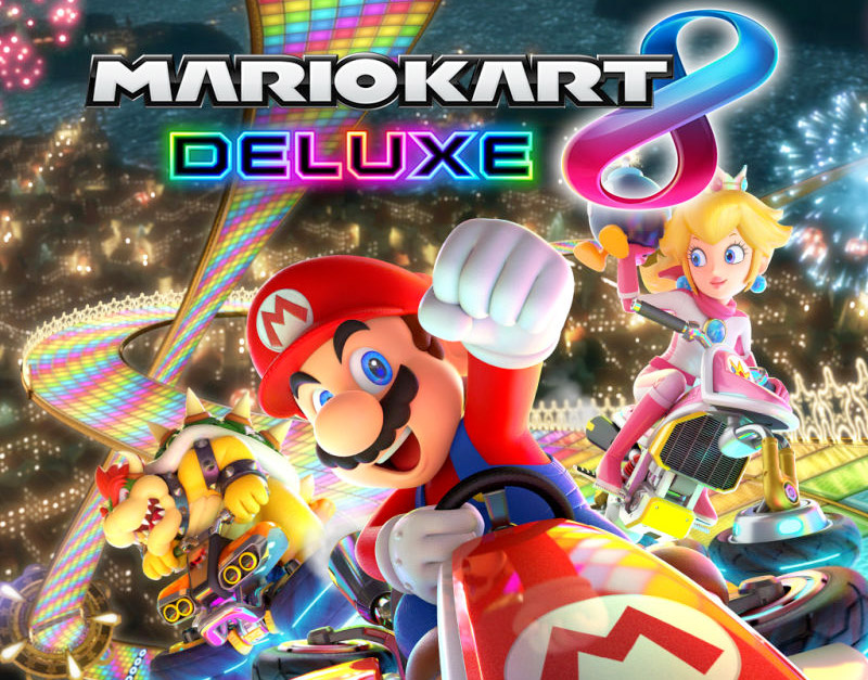 Mario Kart 8 Deluxe (Nintendo), The Games Pub, thegamespub.com