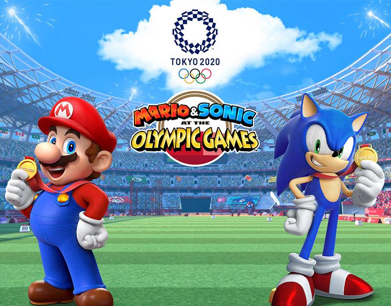 Mario & Sonic Tokyo 2020 (Nintendo), The Games Pub, thegamespub.com