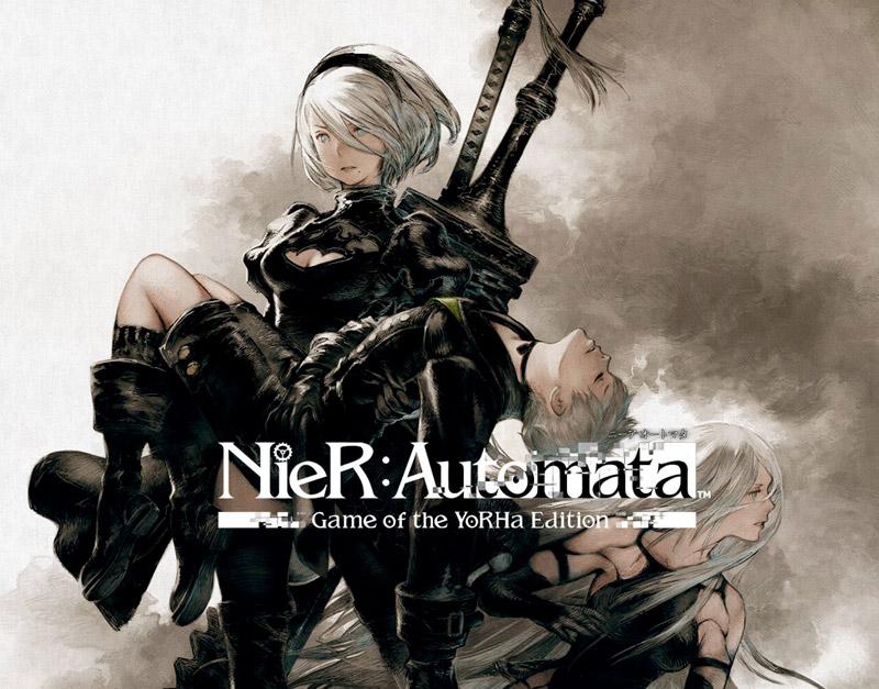 NieR:Automata Become As Gods Edition (Xbox One), The Games Pub, thegamespub.com