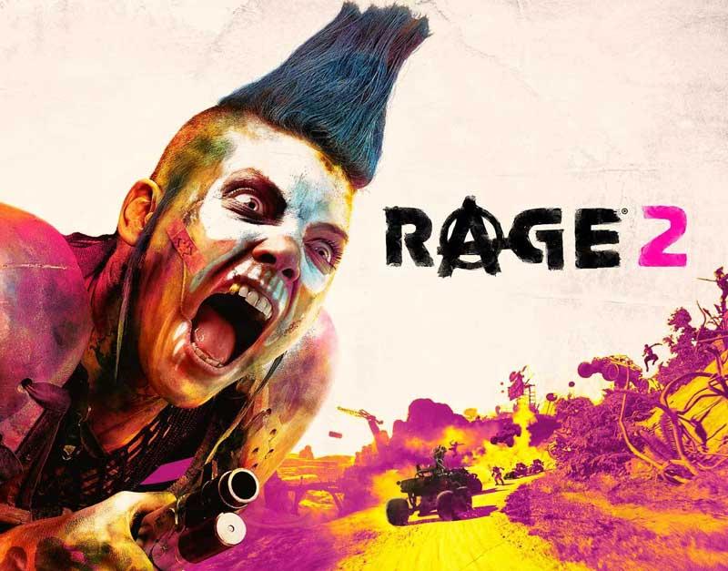 Rage 2 (Xbox One), The Games Pub, thegamespub.com