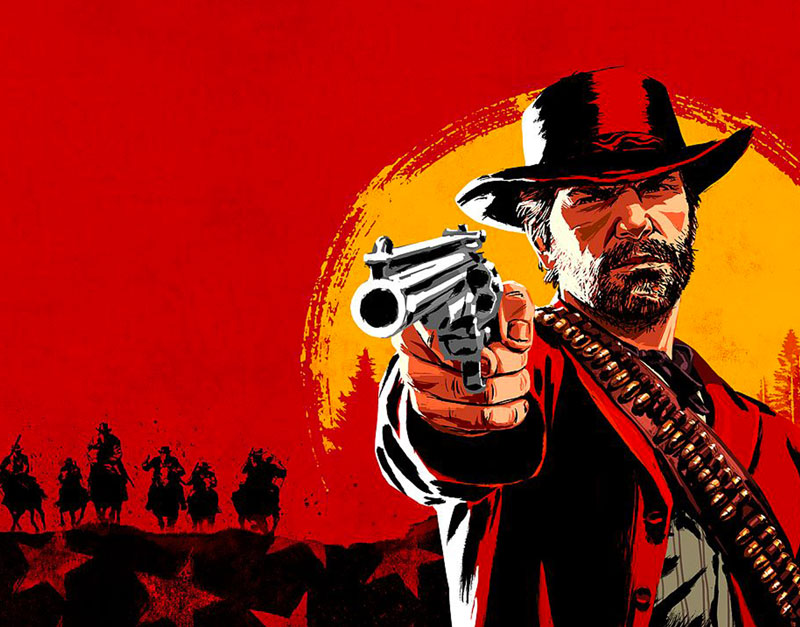 Red Dead Redemption 2 (Xbox One), The Games Pub, thegamespub.com