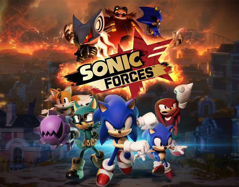 SONIC FORCES™ Digital Standard Edition (Xbox Game EU), The Games Pub, thegamespub.com