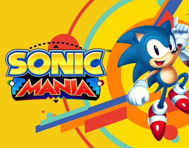 Sonic Mania (Xbox Game EU), The Games Pub, thegamespub.com