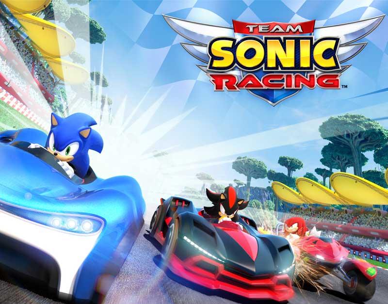Team Sonic Racing™ (Xbox Game EU), The Games Pub, thegamespub.com