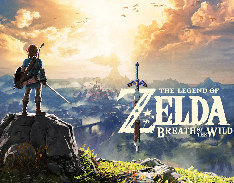 The Legend of Zelda: Breath of the Wild (Nintendo), The Games Pub, thegamespub.com