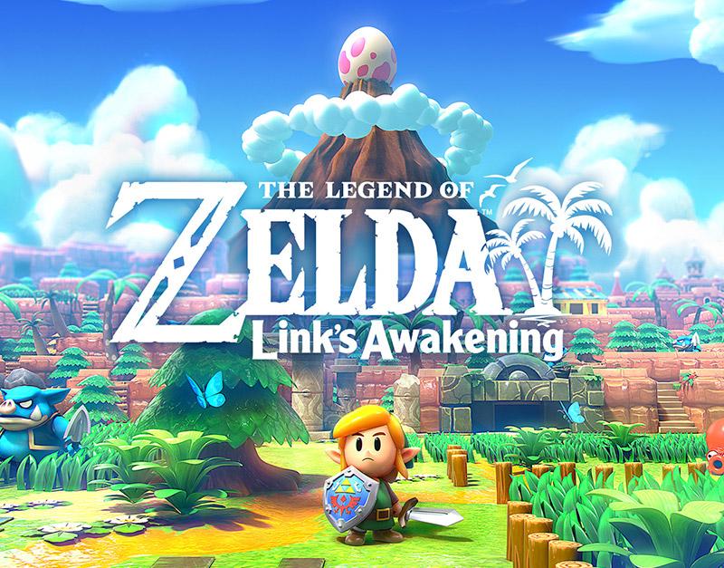 The Legend of Zelda: Link's Awakening (Nintendo), The Games Pub, thegamespub.com