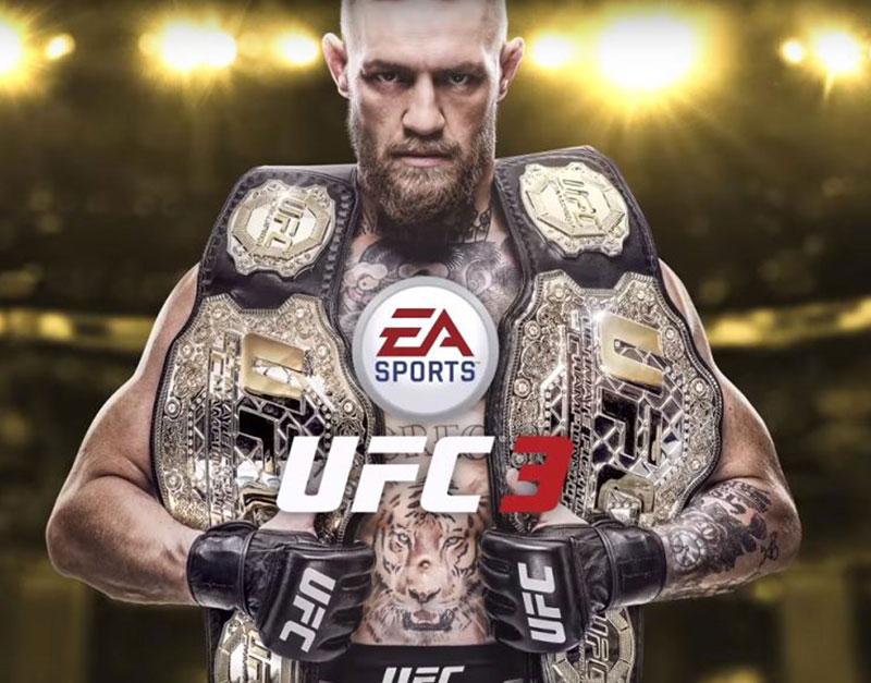 UFC 3 - Deluxe Edition (Xbox One), The Games Pub, thegamespub.com
