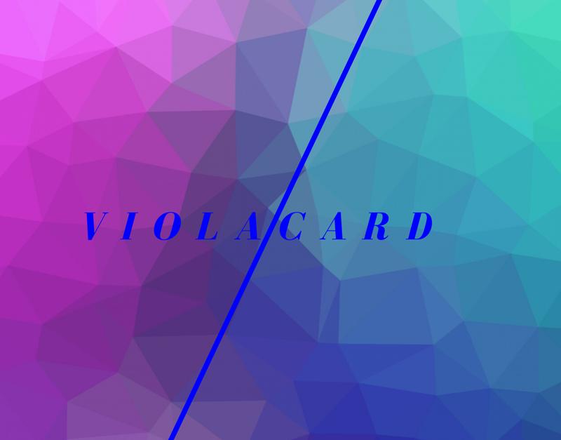 ViolaCard, The Games Pub, thegamespub.com